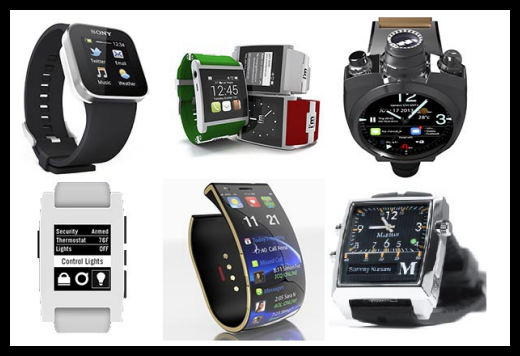 The Evolution of the Smart Watch 1-11-2014 11-55-27 PM
